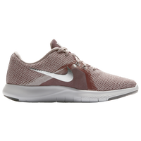 Nike Flex Trainer 8 - Women's - Pink / Grey