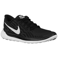 nike free runs womens 5.0 black