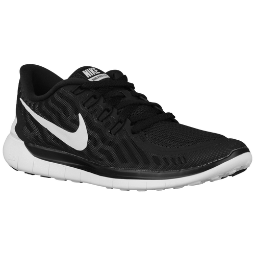 nike free run 5.0 black footlocker