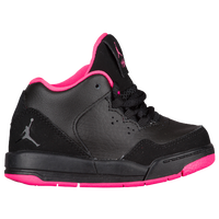 1a74c8fed0a5 Jordan Flight Origin 2 - Girls  Toddler - Black   Pink