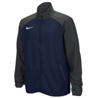 Nike Team Woven Jacket - Men's - Navy / Grey