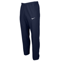 Nike Team Woven Pants - Men's - Navy / Navy