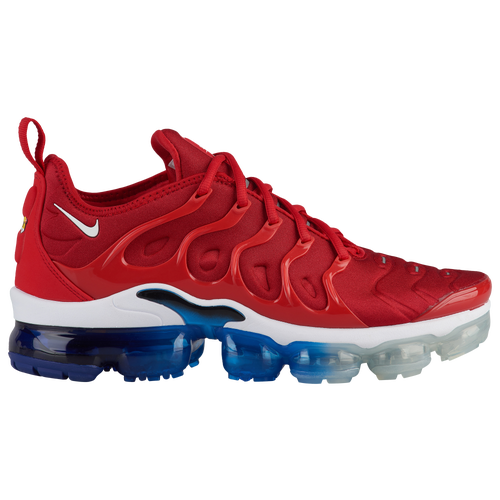 11a070ff31e Nike Air Vapormax Plus - Men s - Casual - Shoes - University Red White Black Photo  Blue