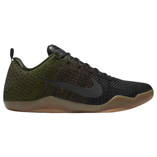 Nike Kobe XI Elite Low - Men's - Black / Red