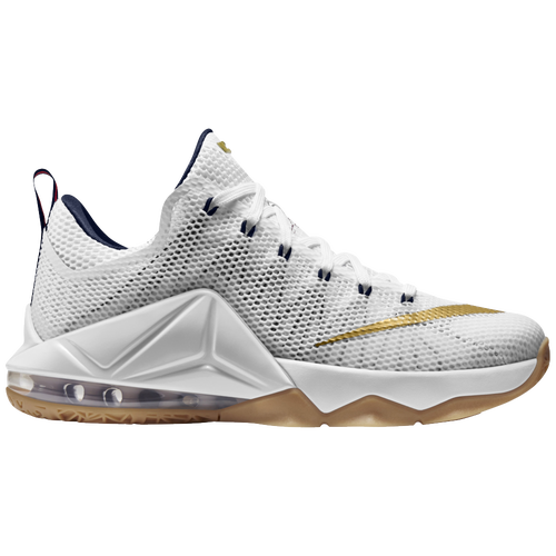 Nike Lebron Xii Chaussures De Basket-ball Faible Mens