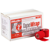 Mueller Tapewrap Premium - Red / Red