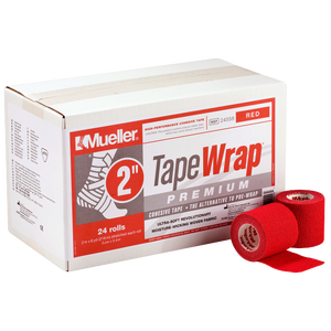 Mueller Tapewrap Premium - Red