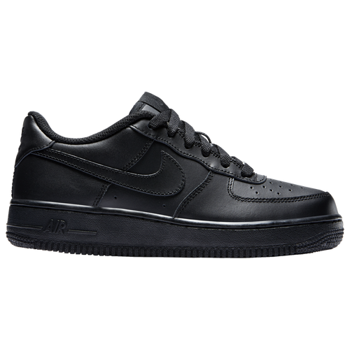 nike air force 1 black and grey