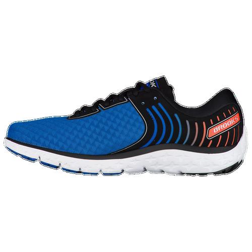c8809549472 Brooks PureFlow 6 - Men s - Running - Shoes - Electric Blue Black High Risk  Red