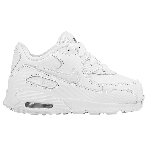 e43b48411c9dc2 Nike Air Max 90 - Boys  Preschool - Running - Shoes - White Black