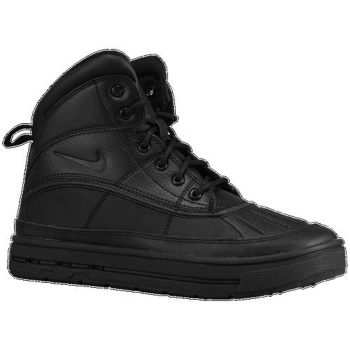Nike ACG Woodside II - Boys\u0027 Grade School - All Black / Black