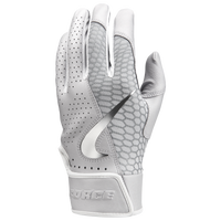Nike Force Elite Batting Glove - Men's - White