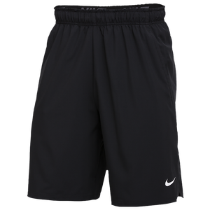 Nike Team Flex Woven Pocket 2.0 Shorts - Men's - Black/White