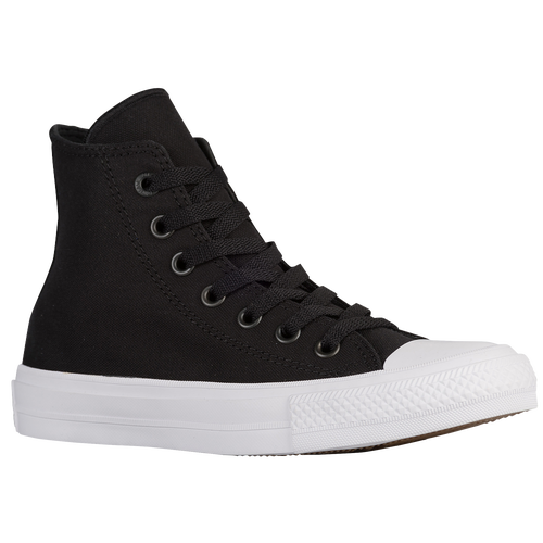 b39ccd71c096 Converse Chuck Taylor II Hi - Boys  Grade School - Basketball - Shoes -  Black