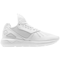 da59c59bffd39 adidas Originals Tubular Runner - Women s - All White   White