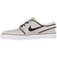 Nike SB Stefan Janoski - Boys' Grade School - Grey / Black