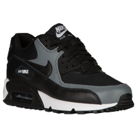 best service 34dec 190d5 Nike Air Max 90 - Womens - Casual - Shoes - WhiteWhiteWolf GreyBlack   Essentials