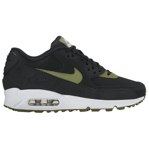 a78e70b487 ... Nike Air Max 90 - Womens - Casual - Shoes - BlackPalm  GreenWhiteMetallic Silver .
