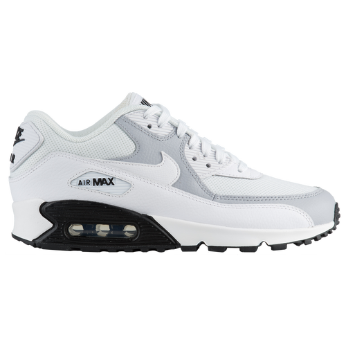 womens nike air max 90 white and black