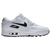 Nike Air Max 90 - Womenu0027s - Running - Shoes - White/Black