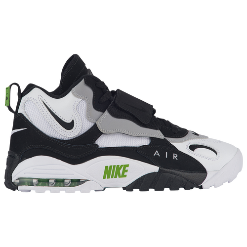 d8bacd879d Nike Air Max Speed Turf - Men's - Casual - Shoes - White/Black/Wolf  Grey/Chlorophyll