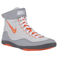 Nike Inflict 3 - Men's - White / Orange