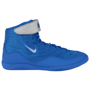 Nike Inflict 3 - Men's - Royal/Metallic Silver/White