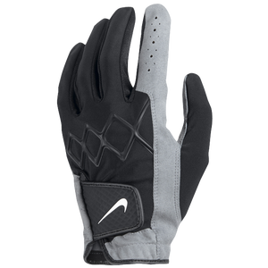 Nike All Weather Golf Glove - Men's - Black/Cool Grey/White