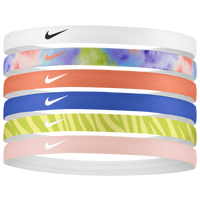 Nike Printed Headbands Assorted 6 Pack - Women's - Multicolor