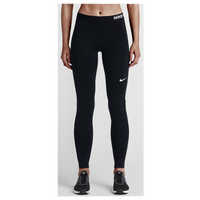 f190f38de64e02 Nike Pro Cool Tights - Women s - Black   White