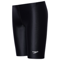 Speedo Core Power Flex Jammer Solid - Boys' Grade School - Black