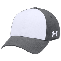 Under Armour Team Color Blocked Airvent Cap - Men's - Grey