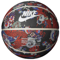 Nike Global Exploration Basketball - Black / Red