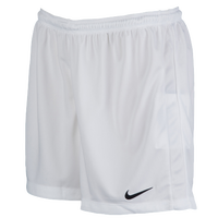 Nike Team League Knit Shorts - Women's - White / Black
