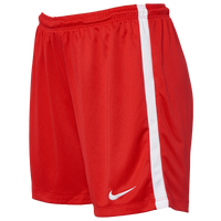 Nike Team League Knit Shorts - Women's - Red