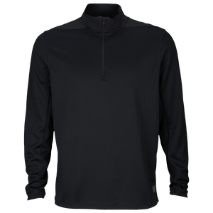 Nike Dri-Fit Core 1/2 Zip Golf Top - Men's - Black/Black