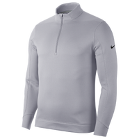 Nike Therma Repel 1/2 Zip Golf Top - Men's - Grey