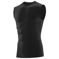 Augusta Sportswear Hyperform Compression Sleeveless Shirt - Men's - Black