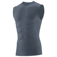 Augusta Sportswear Hyperform Compression Sleeveless Shirt - Men's - Grey