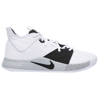 Nike PG 3 - Men's -  Paul George - White / White