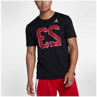 09d239509fbe68 Jordan BSK Game Shoe T-Shirt - Men s - Black   Red