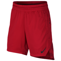 Nike Elite Shorts - Women's - Red / Black