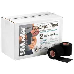 Mueller FlexLight Spatting Tape - Black