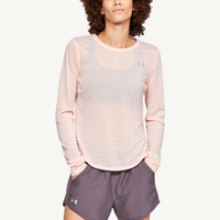 Under Armour Streaker 2.0 Long Sleeve - Women's - Orange