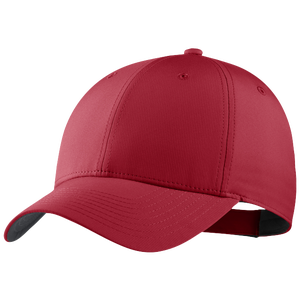 Nike L91 Tech Custom Golf Cap - Men's - University Red/Anthracite/White
