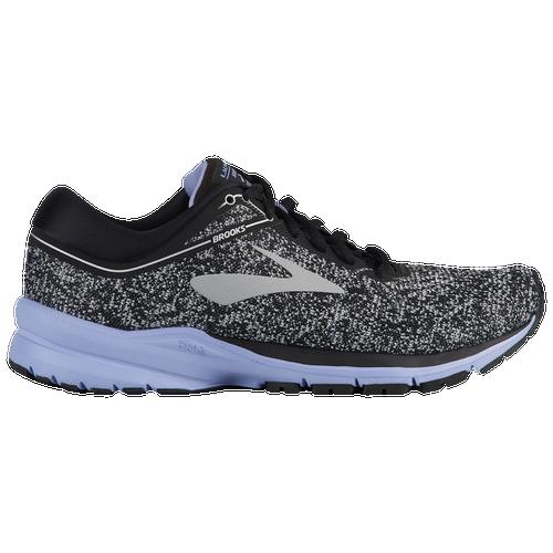 1c24e3aea2f Brooks Launch 5 - Women s - Running - Shoes - Black Silver Thistle