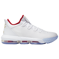 Nike LeBron 16 Low - Men's -  Lebron James - White