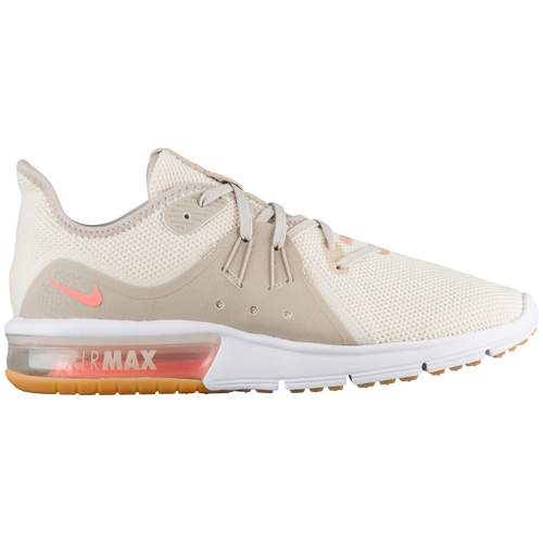 Nike Air Max Sequent 3 Women's Lt Cream/Crimson Tint/White/String 2675200