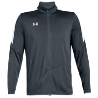 Under Armour Team Team Rival Knit Warm-Up Jacket - Men's - Grey