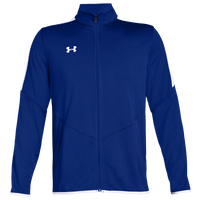 Under Armour Team Team Rival Knit Warm-Up Jacket - Men's - Blue